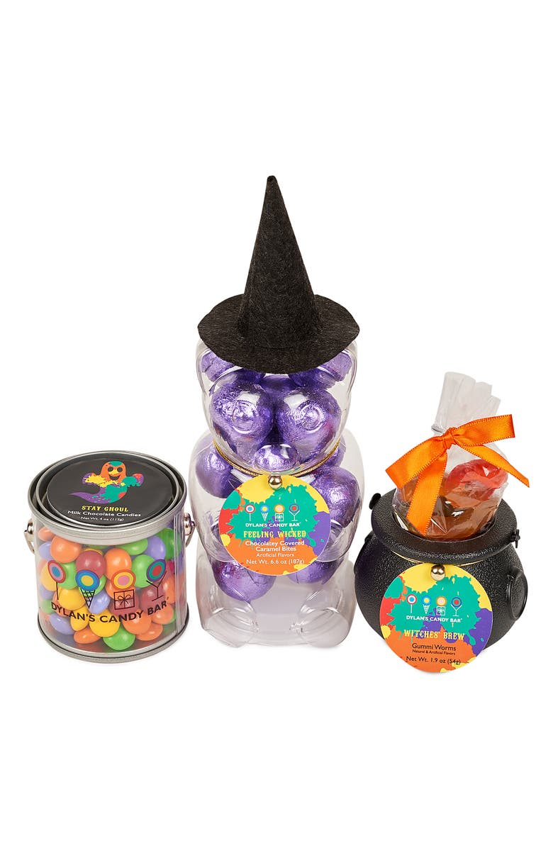 DYLAN'S CANDY BAR Spooky Halloween Candy Set, Main, color, 600