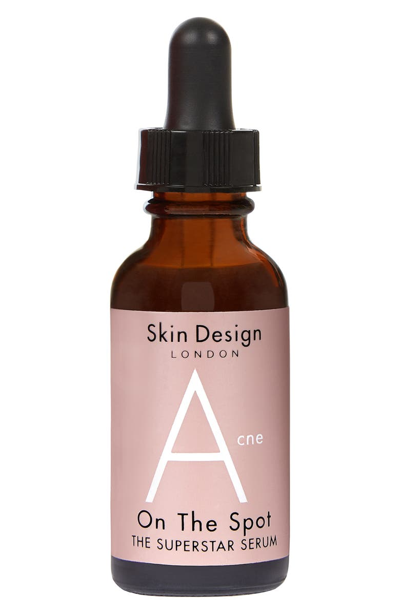 SKIN DESIGN LONDON Acne On the Spot Serum, Main, color, NO COLOR