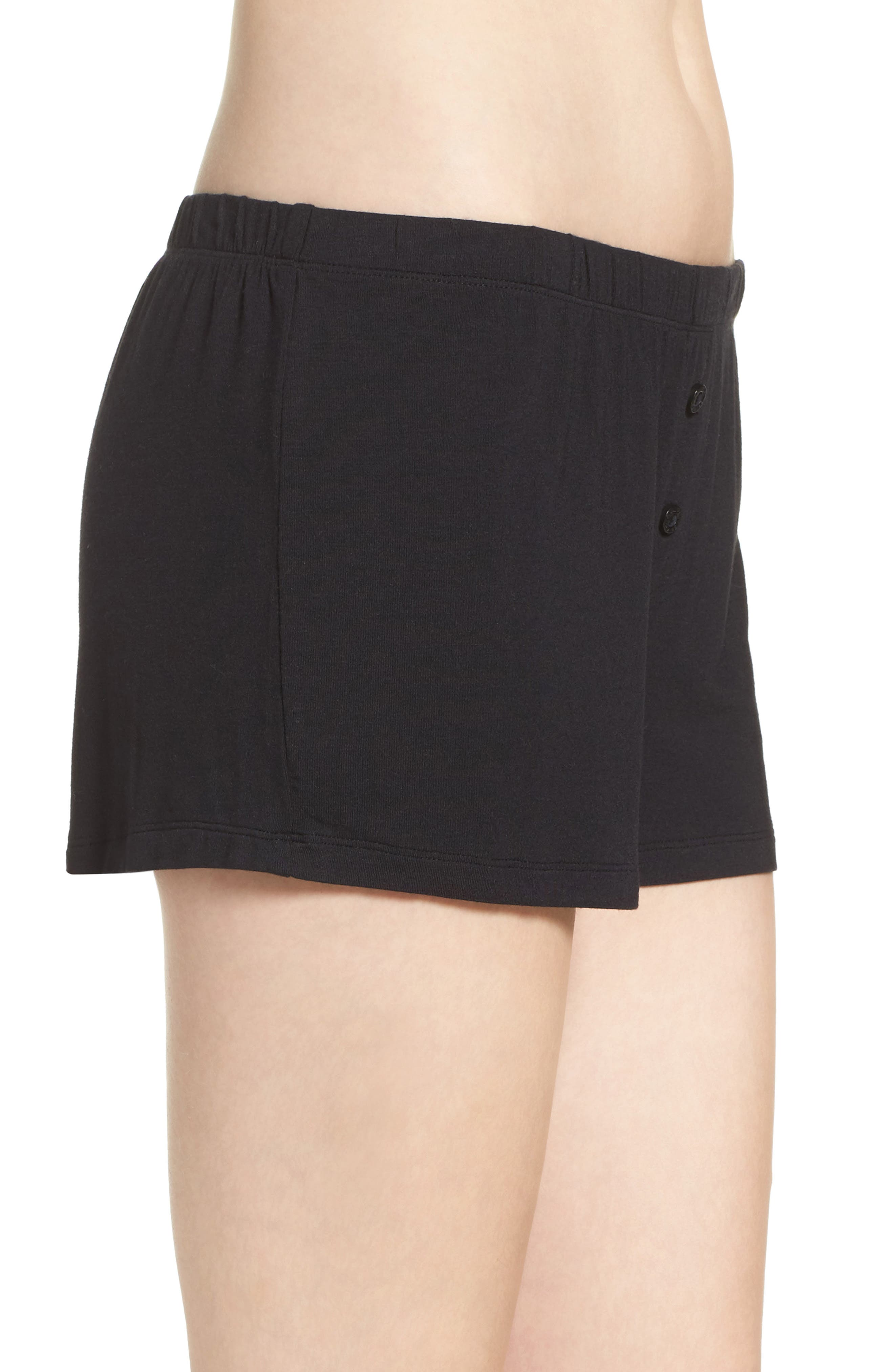 ,                             Shorts,                             Alternate thumbnail 3, color,                             BLACK
