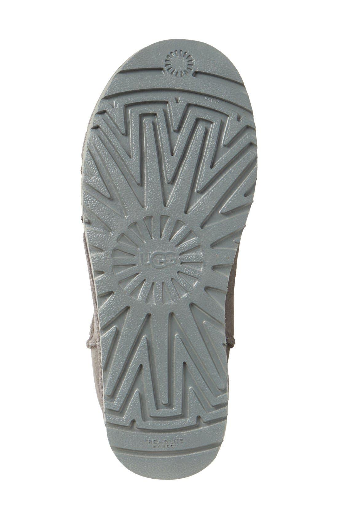 ,                             Classic Mini II Genuine Shearling Lined Boot,                             Alternate thumbnail 113, color,                             020