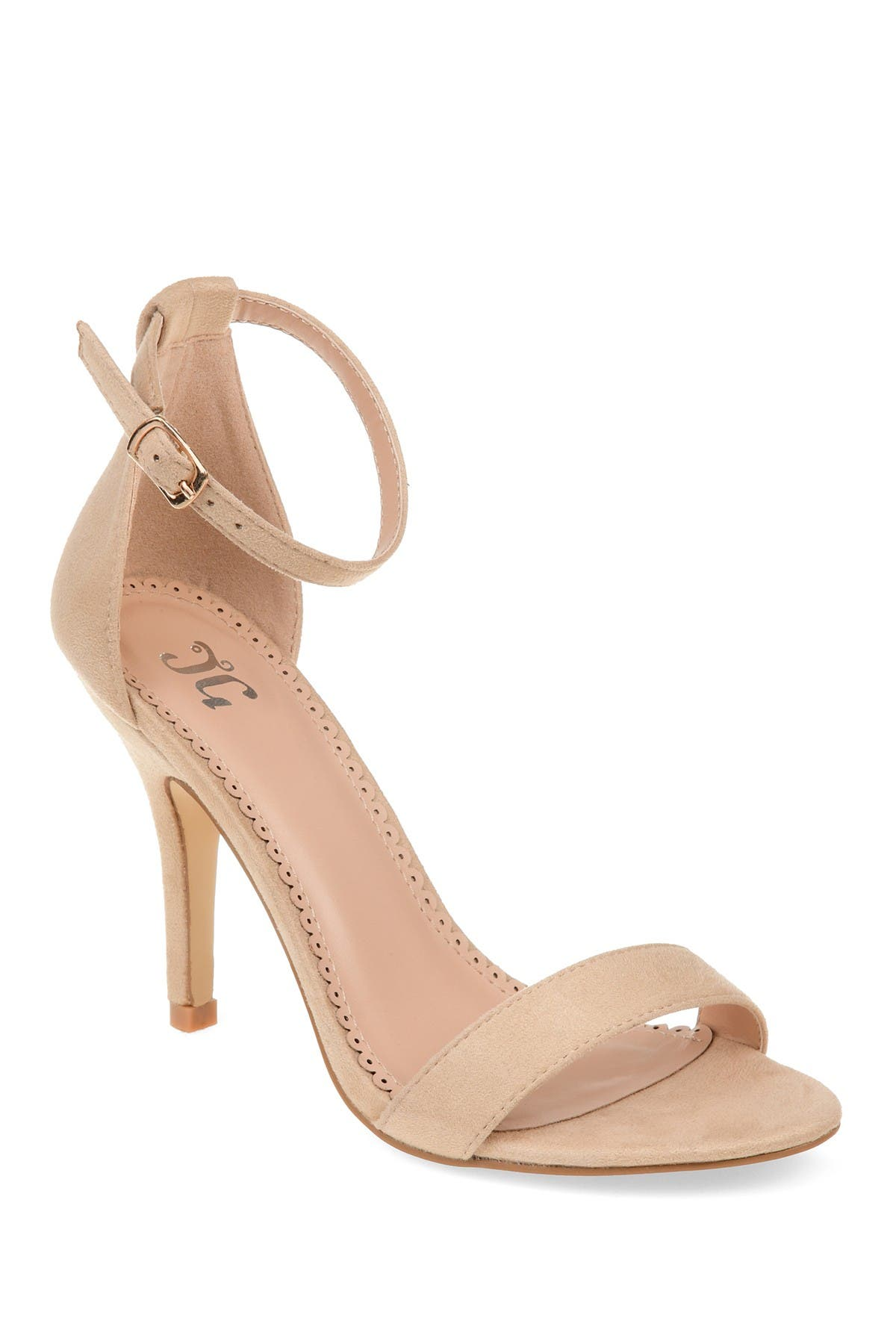 Image of JOURNEE Collection Polly Ankle Strap Pump
