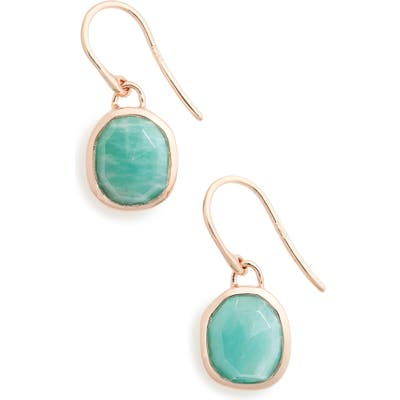 Monica Vinader Siren Semiprecious Stone Drop Earrings