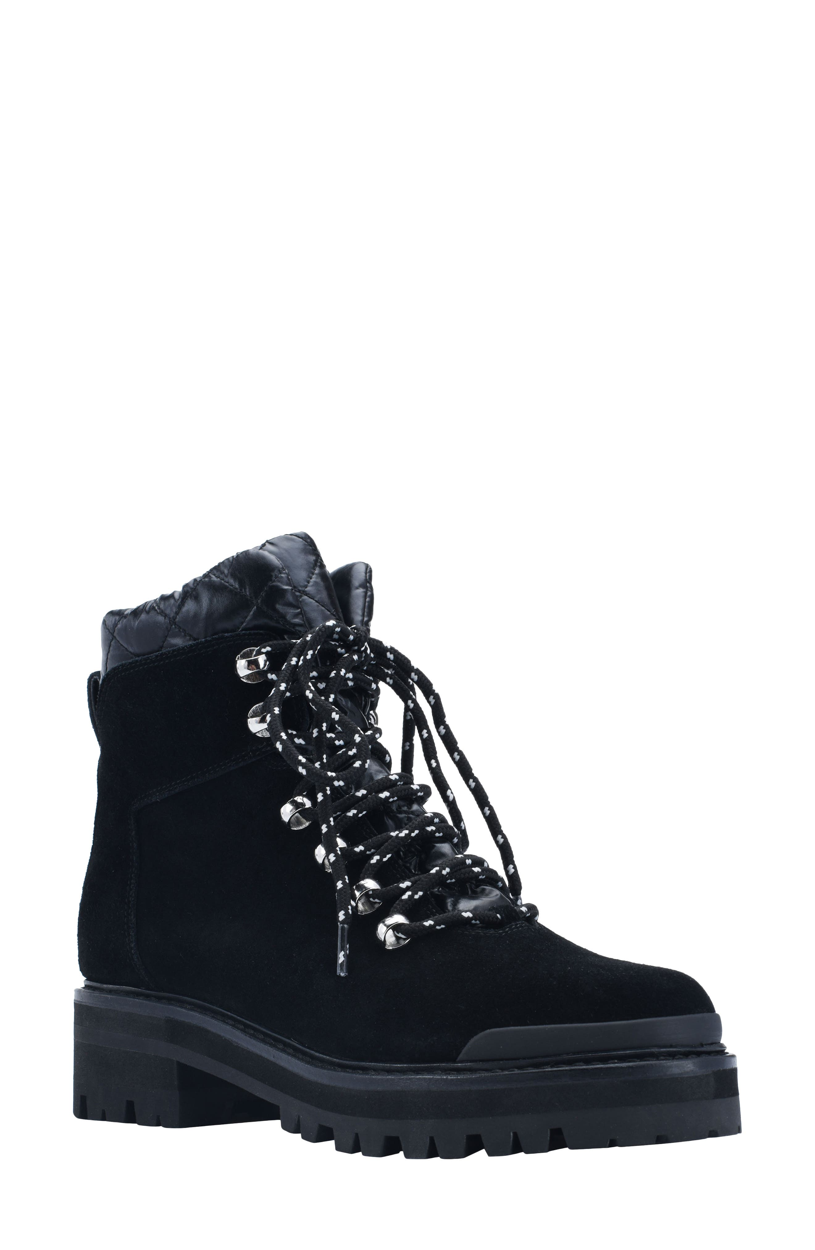Innie Lace-Up Boot