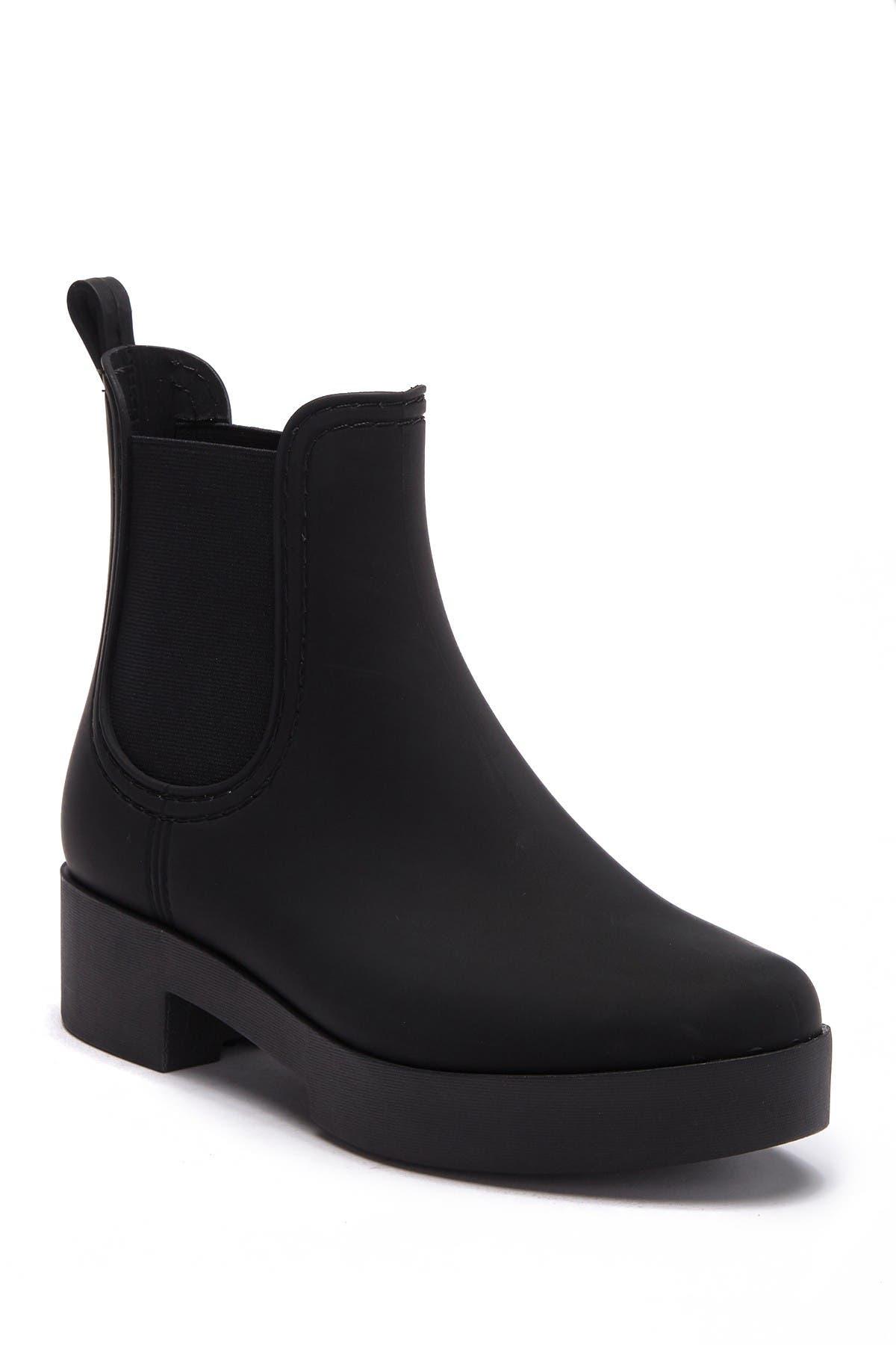 Image of Jeffrey Campbell Hydra Platform Waterproof Chelsea Boot