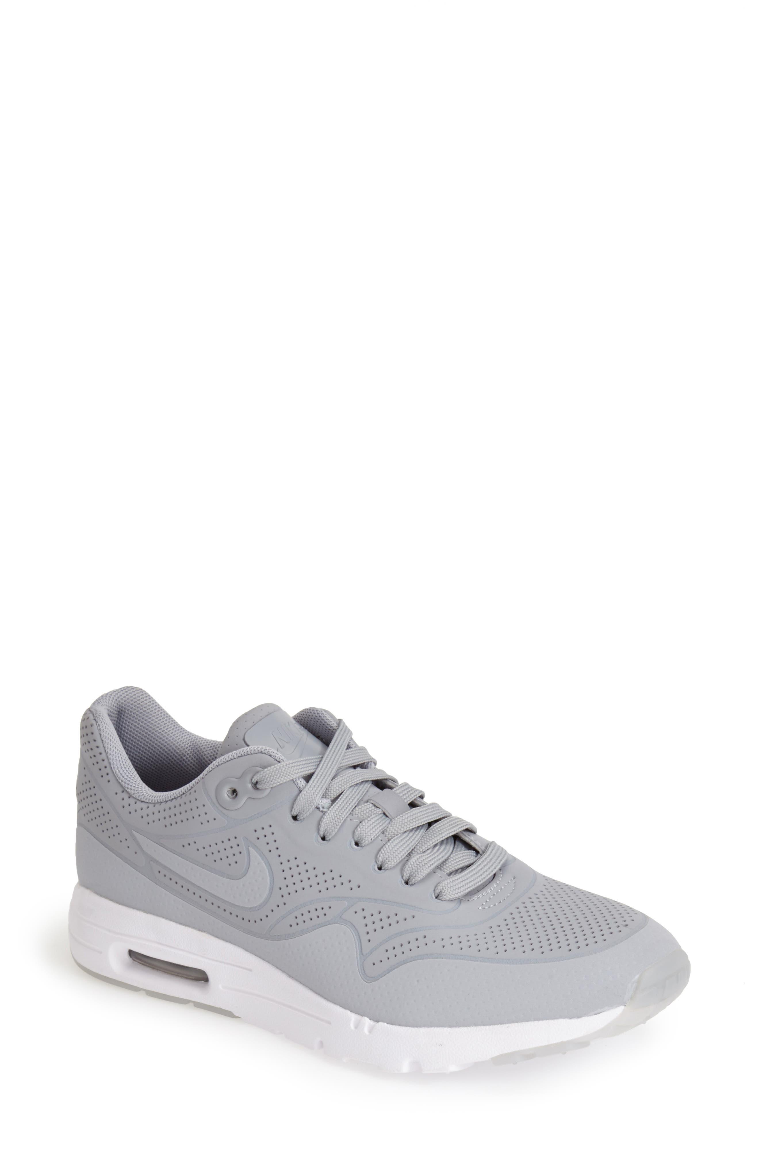 ,                             'Air Max 1 - Ultra Moire' Sneaker,                             Alternate thumbnail 21, color,                             068