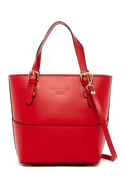 Image of Persaman New York Tatiana Leather Satchel