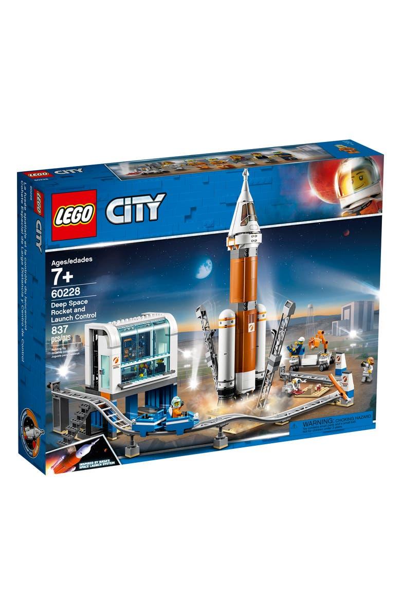 LEGO<SUP>®</SUP> City Deep Space Rocket & Launch Control - 60228, Main, color, MULTI