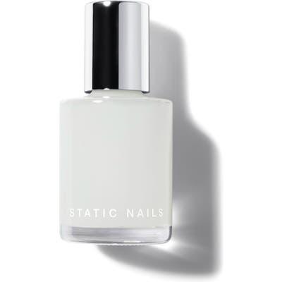 Static Nails Liquid Glass Mattifier - No Color
