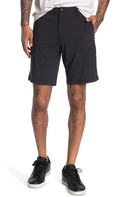 Image of English Laundry Zip Pocket Tech Shorts