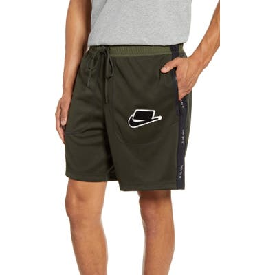 Nike Sportswear Zip Pocket Athletic Shorts