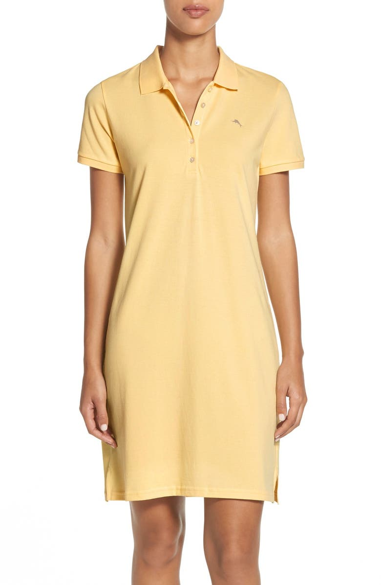 TOMMY BAHAMA 'Paradise' Polo Dress, Main, color, 700