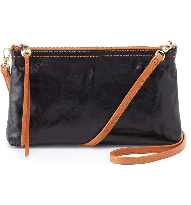 HOBO Darcy Crossbody Bag, Main, color, BLACK