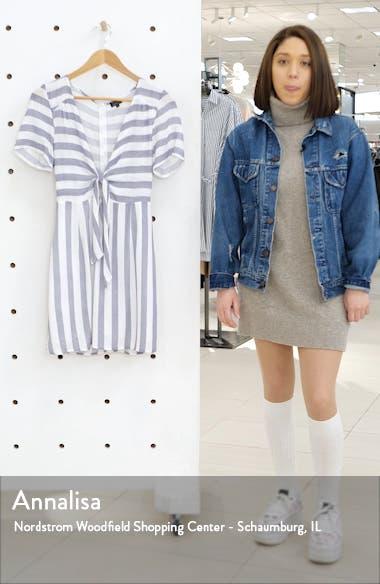 Out West Stripe Dress, sales video thumbnail
