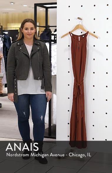 Tencel<sup>®</sup> Lyocell Blend Midi Dress, sales video thumbnail
