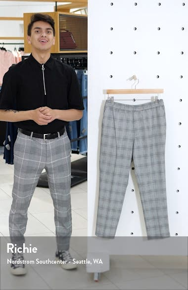 Glen Plaid Dress Pants, sales video thumbnail
