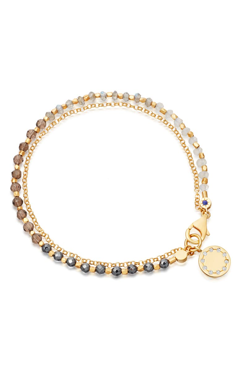 ASTLEY CLARKE Twilight Dégradé Biography Bracelet, Main, color, YELLOW GOLD