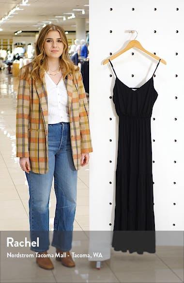 Tiered Cami Maxi Dress, sales video thumbnail