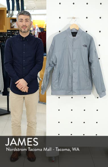 Presley Insulated Bomber Jacket, sales video thumbnail
