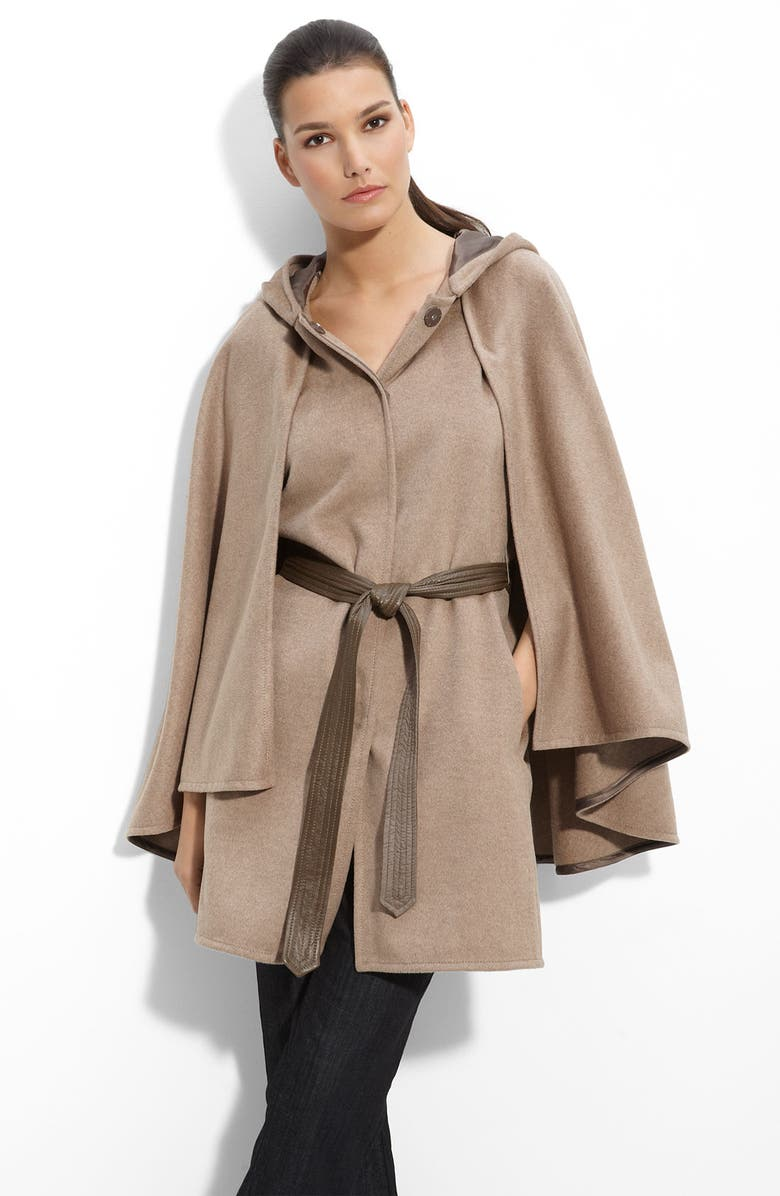 REBECCA TAYLOR 'Femme Military' Cape, Main, color, 272