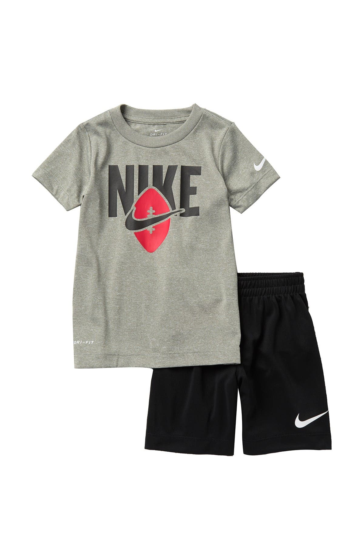 Image of Nike NKB Sport T-Shirt & Shorts Set