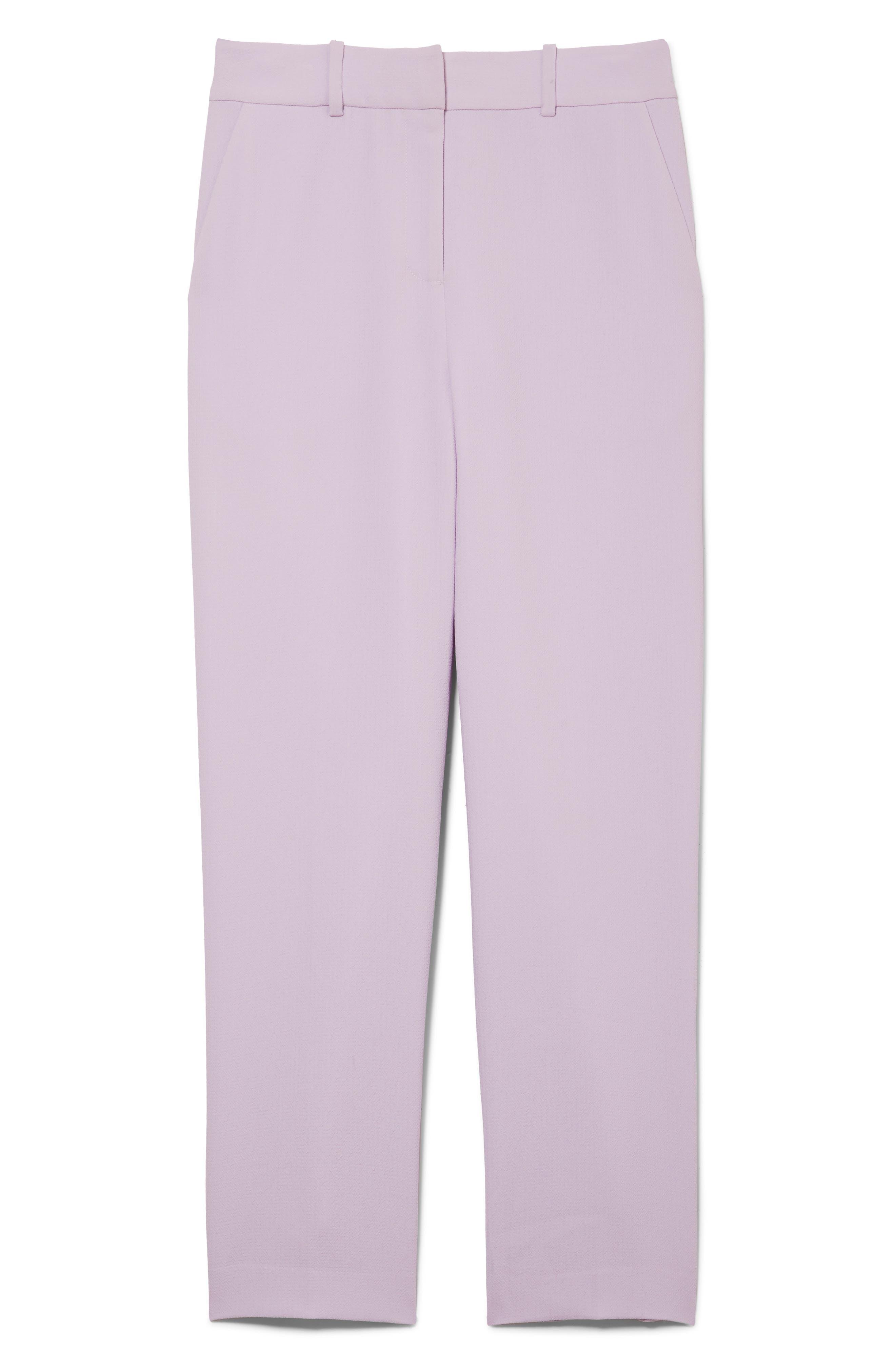 ,                             Parisian Crepe Trousers,                             Alternate thumbnail 16, color,                             522