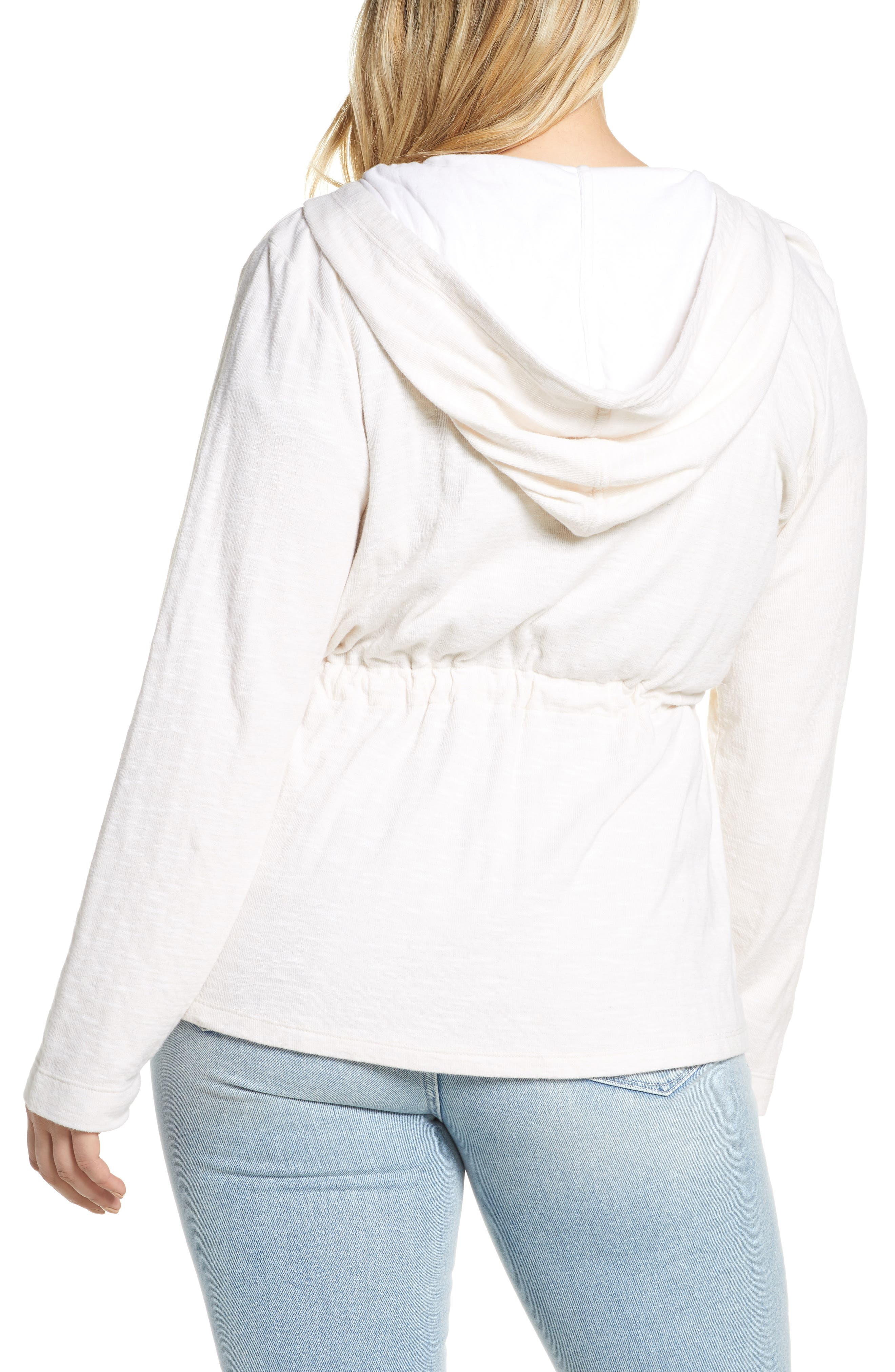 ,                             Open Front Hooded Cardigan,                             Alternate thumbnail 19, color,                             270