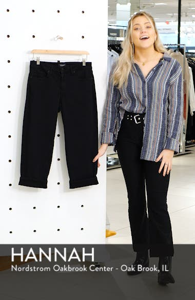 Marilyn Crop Jeans, sales video thumbnail