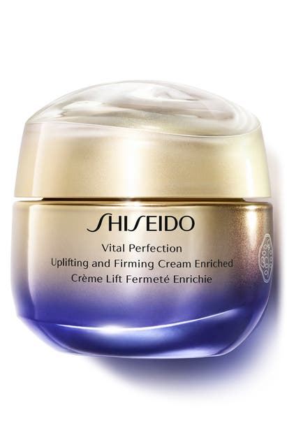 Shiseido Anti-agings VITAL PERFECTION UPLIFTING AND FIRMING CREAM ENRICHED