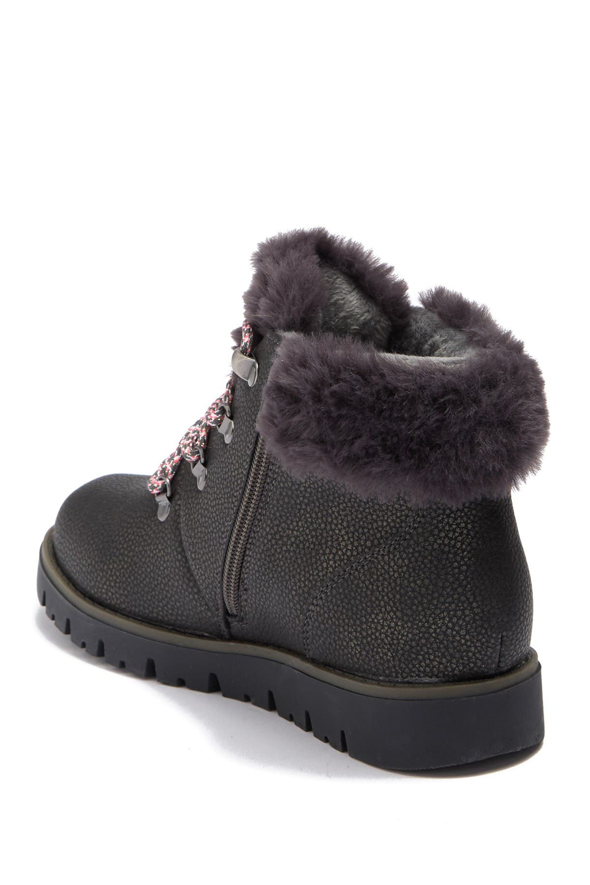 SPROX Oliva Faux Fur Lined Boot