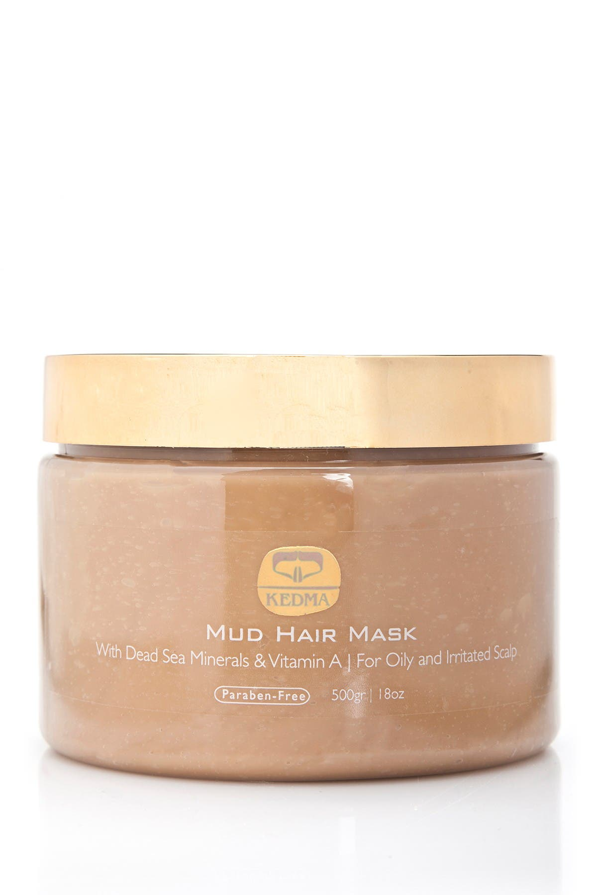 Image of Yuka Paris Hair & Root Strengthener Mud Hair Mask