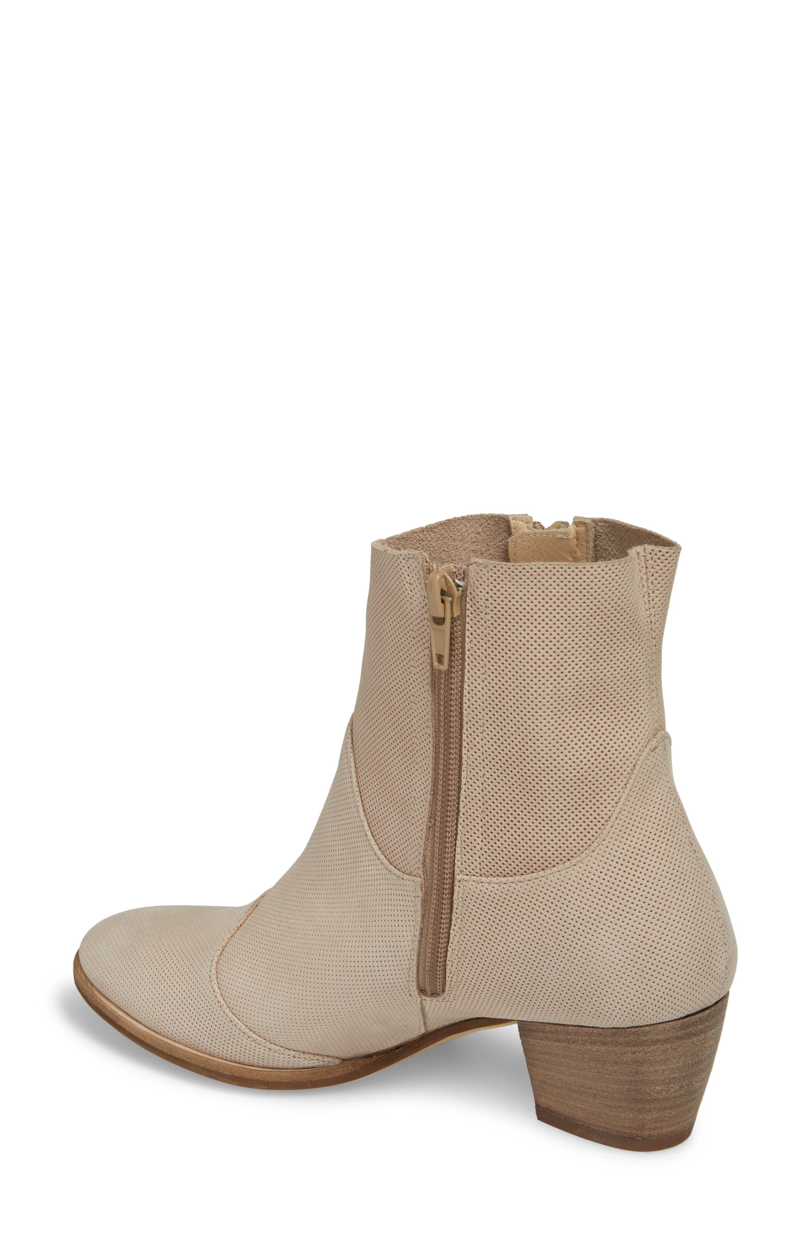 ,                             Robin Bootie,                             Alternate thumbnail 2, color,                             NATURAL LEATHER