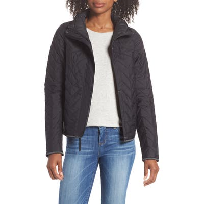The North Face Westborough Insulated Quilted Jacket, Black