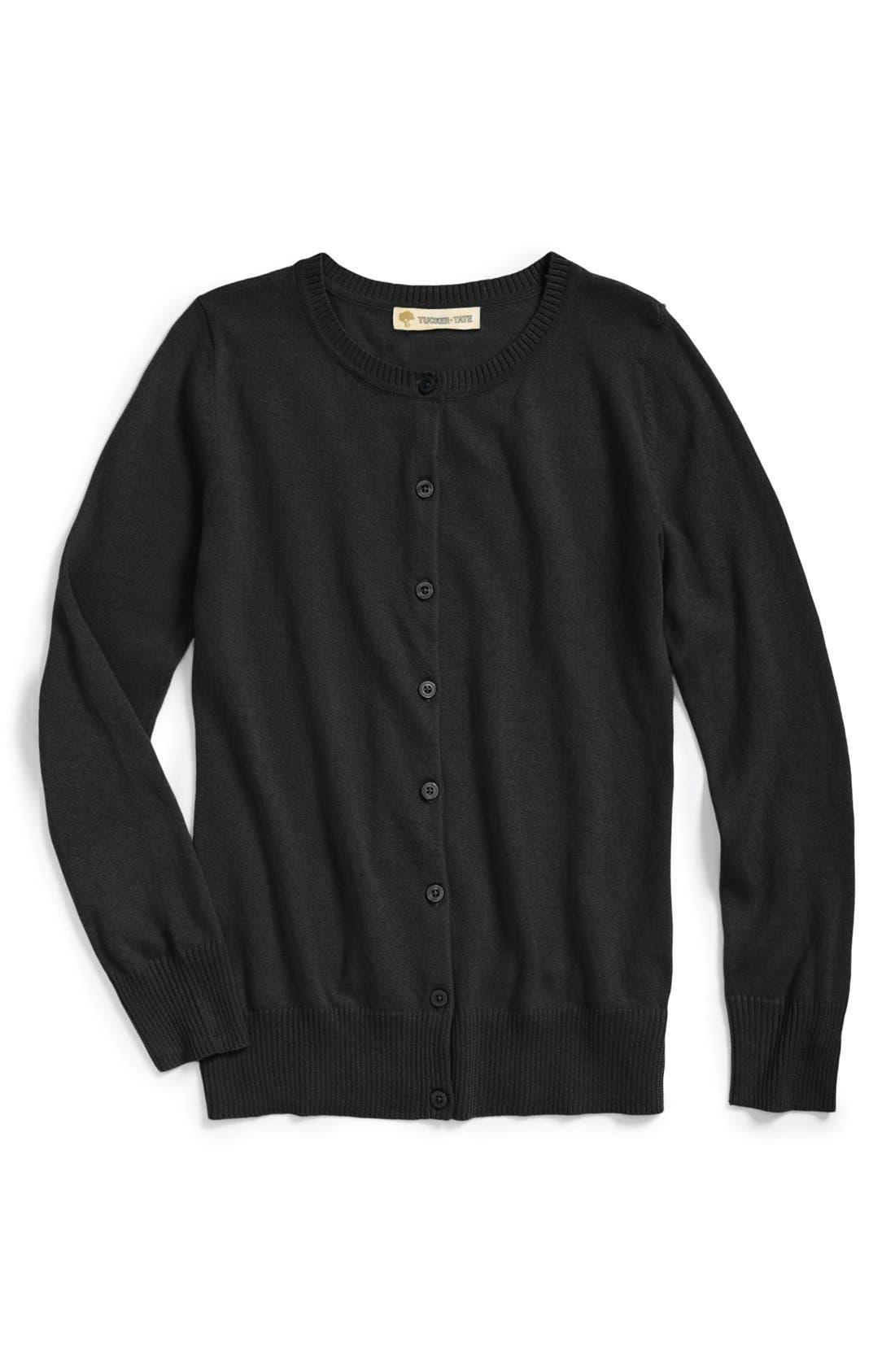 Cardigan, Main, color, NEW BLACK