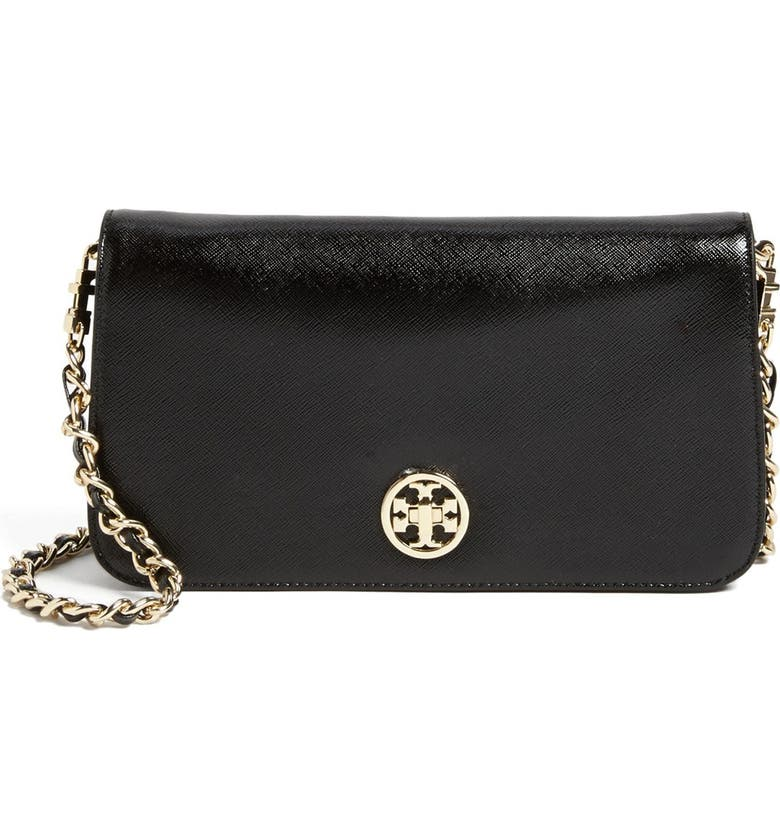TORY BURCH 'Adalyn' Clutch, Main, color, 001