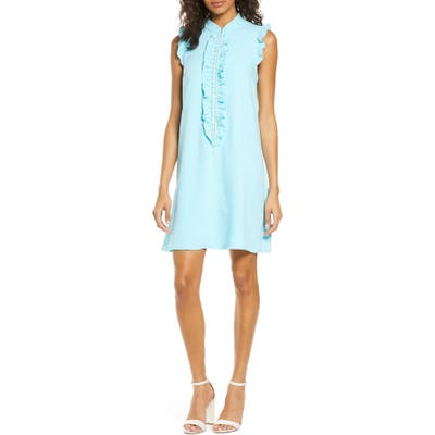 Lilly Pulitzer Adalee Shift Dress, Blue