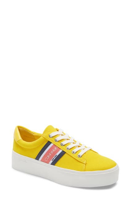 Image of Calvin Klein Jinjer Platform Sneaker