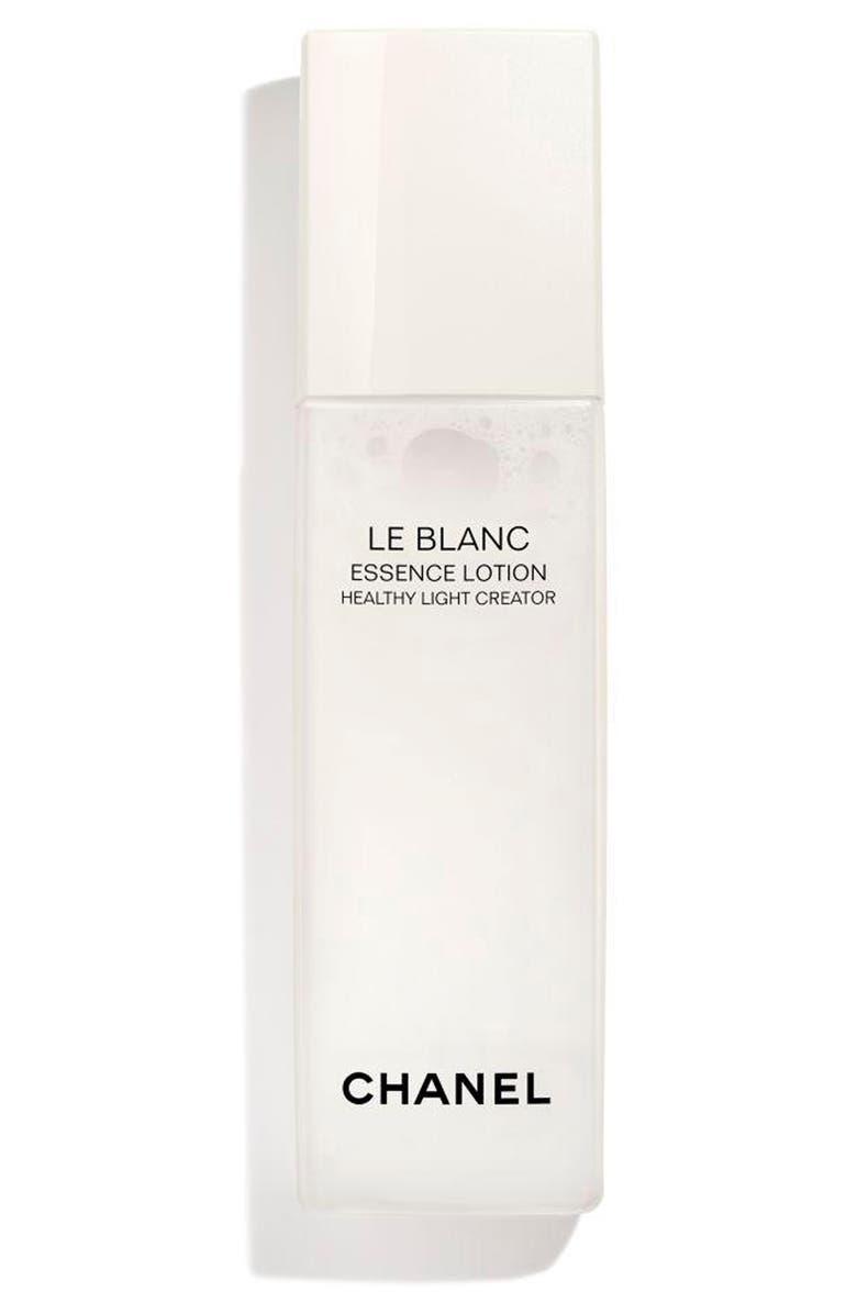 CHANEL LE BLANC ESSENCE LOTION <br />Healthy Light Creator, Main, color, 000