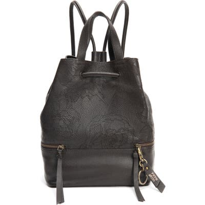 Frye And Co Piper Leather Backpack - Brown