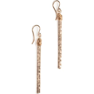 Nashelle Bar Drop Earrings