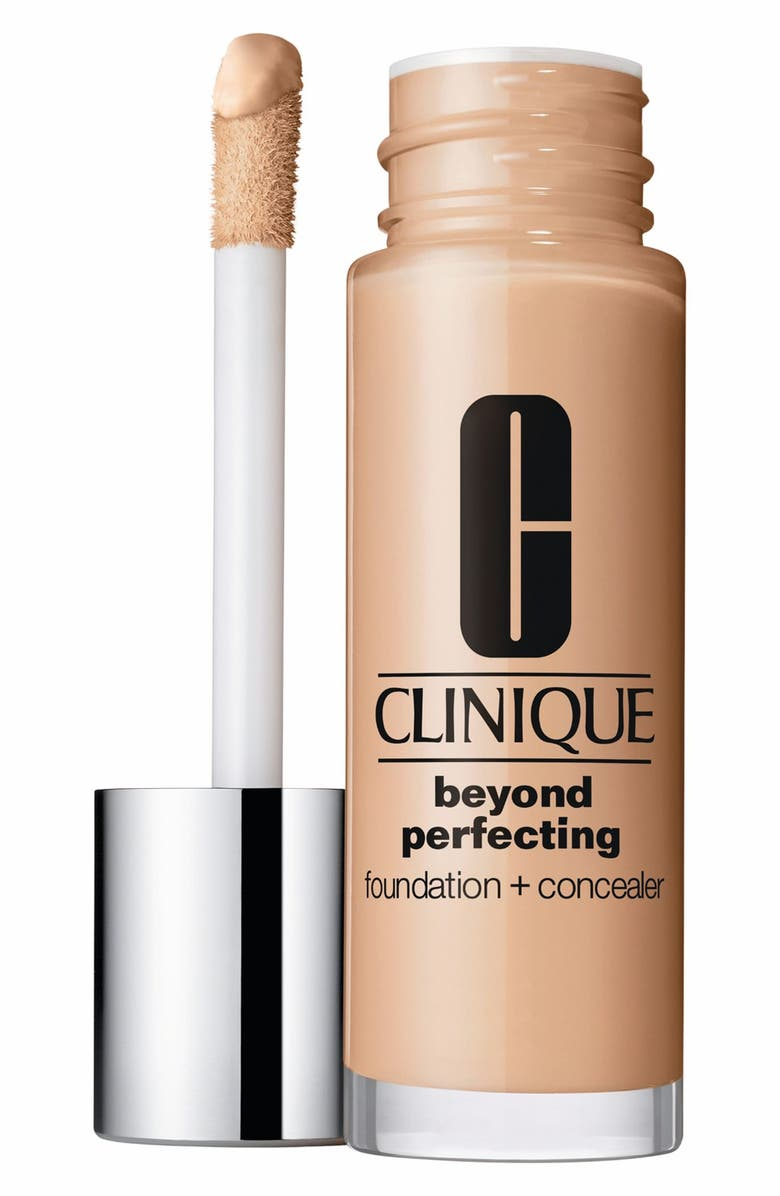 CLINIQUE Beyond Perfecting Foundation + Concealer, Main, color, IVORY