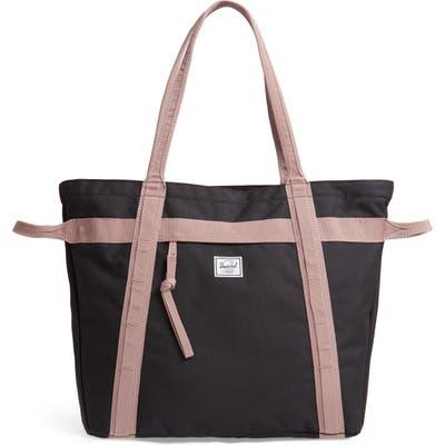 Herschel Supply Co. Alexander Tote Bag - Black