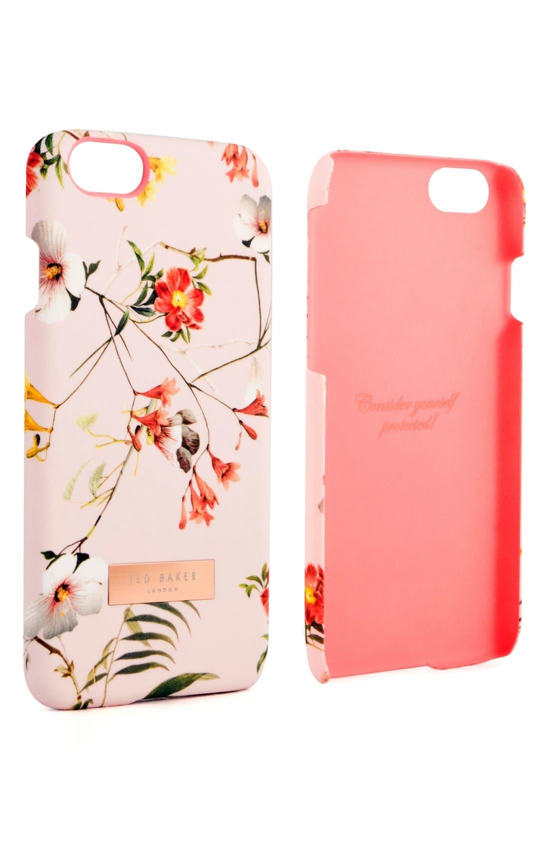 ,                             Simeto iPhone 6/6s Case,                             Alternate thumbnail 6, color,                             650
