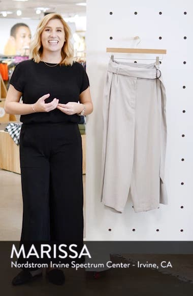 D-Ring Crop Pants, sales video thumbnail