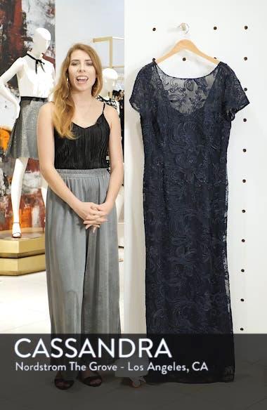 Soutache Lace Gown, sales video thumbnail