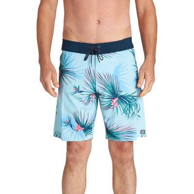 Billabong Sundays Airlite Board Shorts, Blue