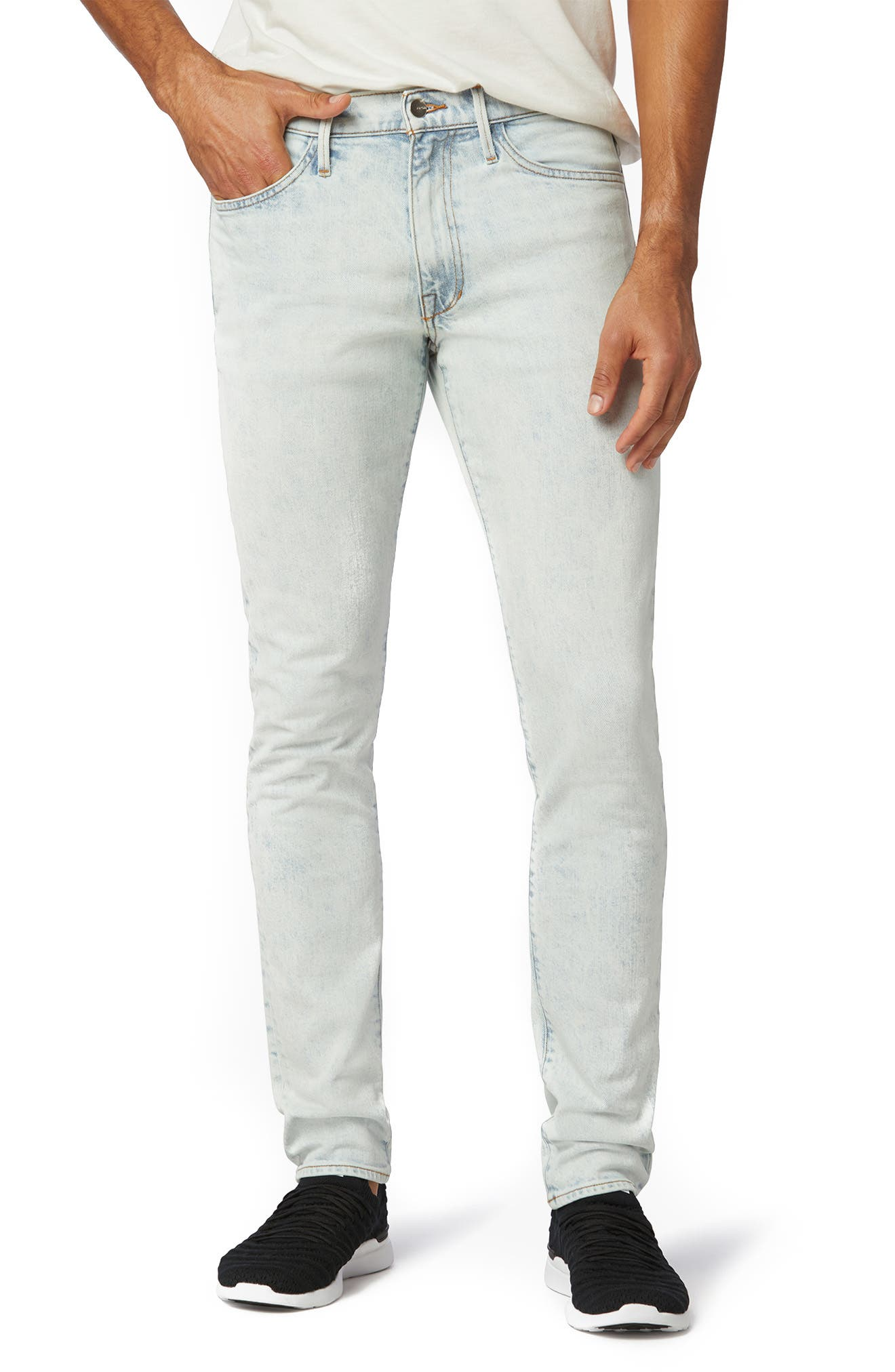 The Dean Tapered Slim Jeans