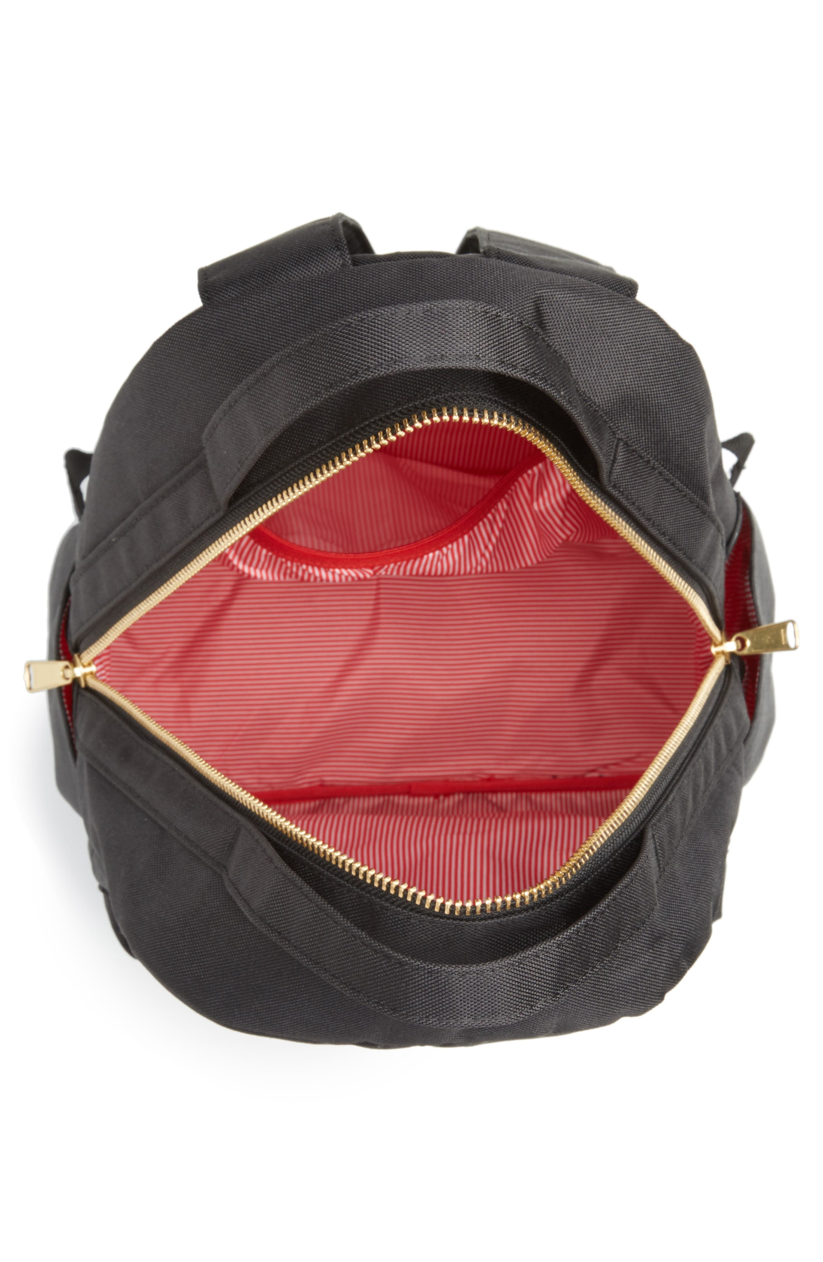 ,                             Nova Mid Volume Backpack,                             Alternate thumbnail 5, color,                             BLACK
