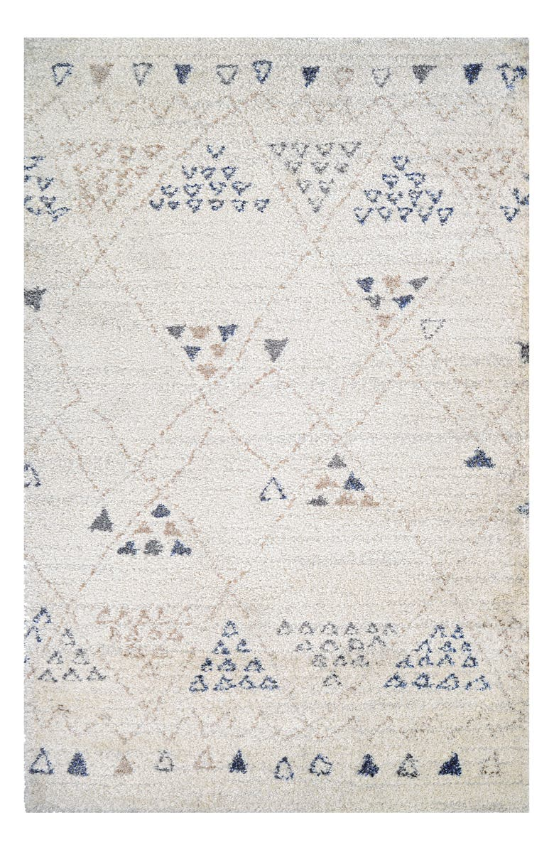 COURISTAN Bromley Jakarta Area Rug, Main, color, IVORY/ CARAMEL