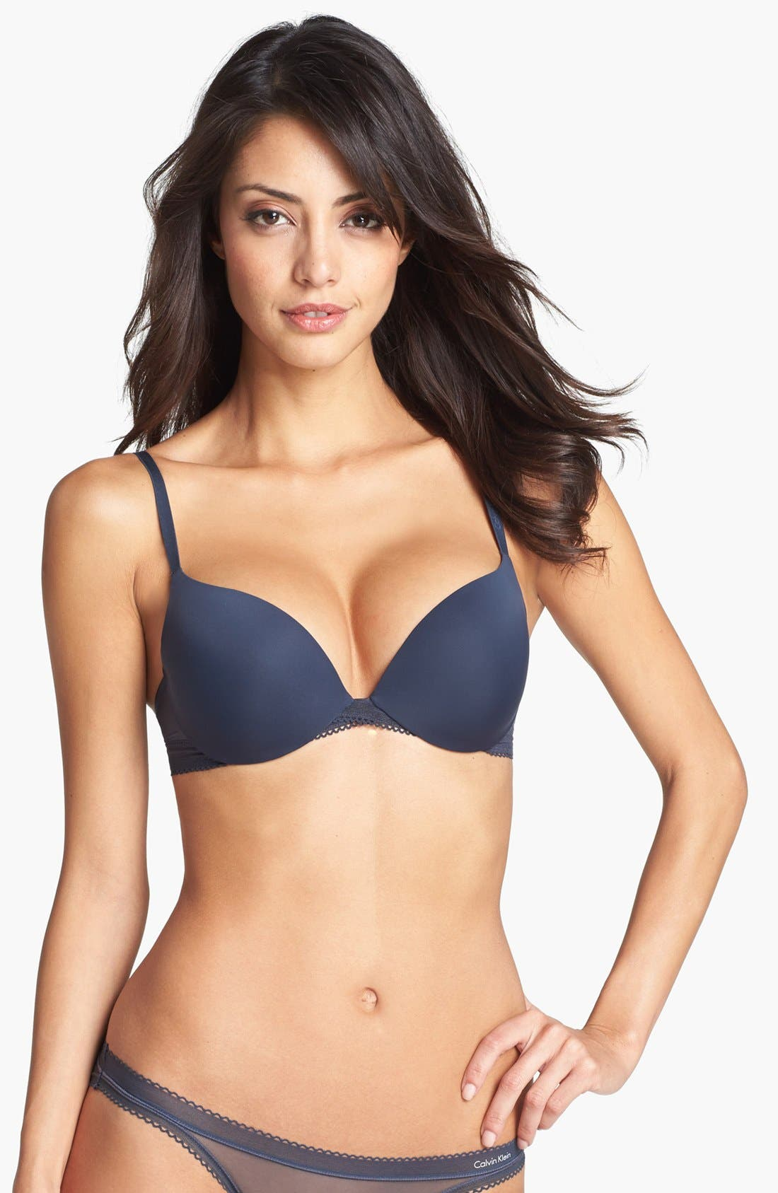 ,                             'Icon' Modern Underwire T-Shirt Bra,                             Main thumbnail 12, color,                             302