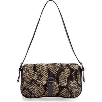 Topshop Zambia Flap Shoulder Bag -